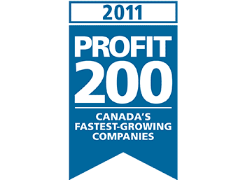Profit 200: Canada's fastest-growing companies | 2011