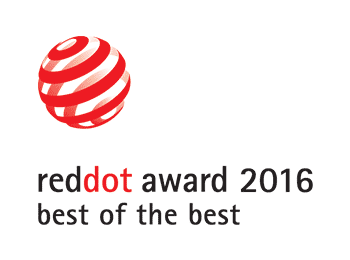Reddot award: Best of the best | 2016